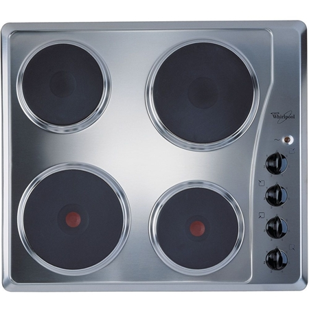 Whirlpool AKM331/IX Elektrische kookplaat