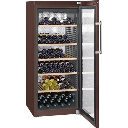 Liebherr WKt 4552-21 GrandCru Wijnklimaatkast Edelstaal