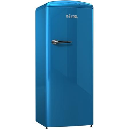ETNA KVV754BLA Retro koelkast