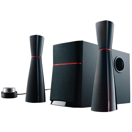 Edifier M3200 zwart-rood PC Speaker