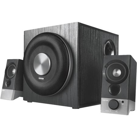 Edifier M3600D zwart-grijs