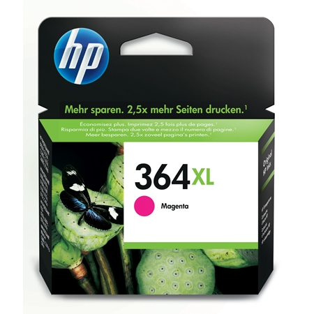 Hewlett Packard HP 364 xl ink magenta magenta