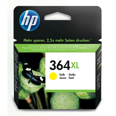 Hewlett Packard HP 364 xl ink yellow