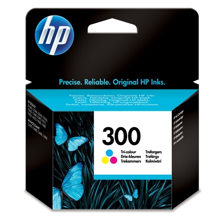 Hewlett Packard CC643EE No. 300 Color meerkleurig