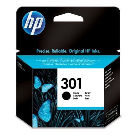 Hewlett Packard CH561EE  HP 301 zwart