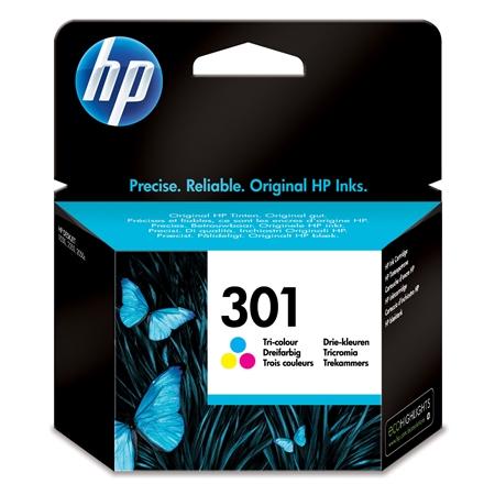 Hewlett Packard CH562EE  HP 301 c/m/y