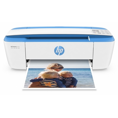 HP DeskJet 3720 All-in-One (Blue) XMO2
