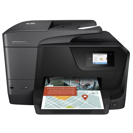 HP OfficeJet Pro 8715e-All-in-One printer