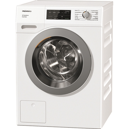 Miele WEE 335 WPS W1 Excellence ChromeEdition wasmachine
