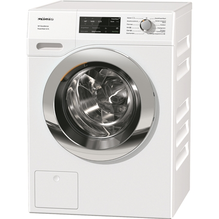 Miele WEI 335 XL WPS W1 Excellence ChromeEdition wasmachine