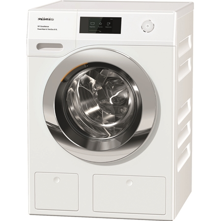 Miele WER 875 WPS W1 ChromeEdition wasmachine