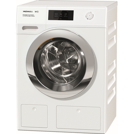 Miele WCR 890 WPS W1 ChromeEdition wasmachine