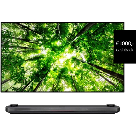LG OLED77W8P 4K OLED TV