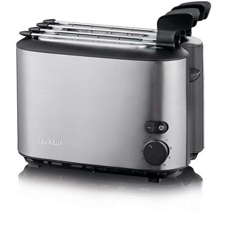 Severin AT 2516 Automatische broodrooster met tosti-klemmen