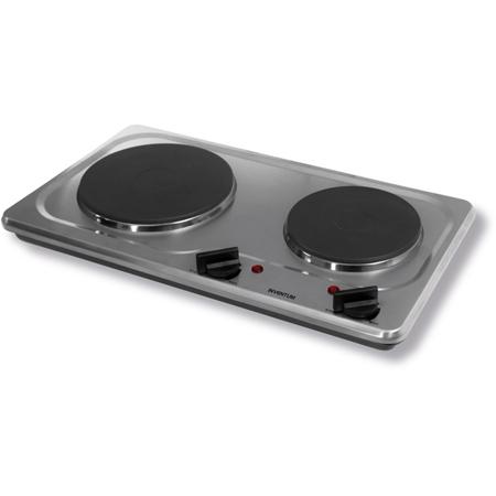 Inventum KP521S 2-pits kookplaat