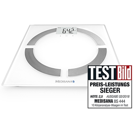 Medisana BS 444 connect Lichaamsanalyse weegschaal