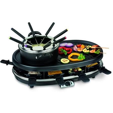 Trebs Gourmet, grill en fondue set 99322 Comfortcook