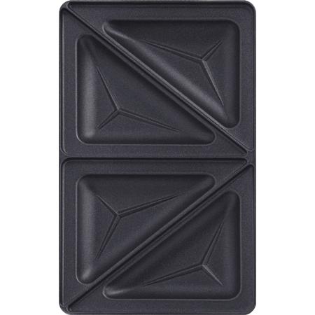 Tefal XA8002 Snack Collection driehoekvorm tostiplaten