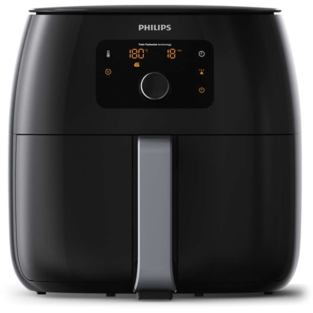 Philips HD9650/90 zwart Airfryer