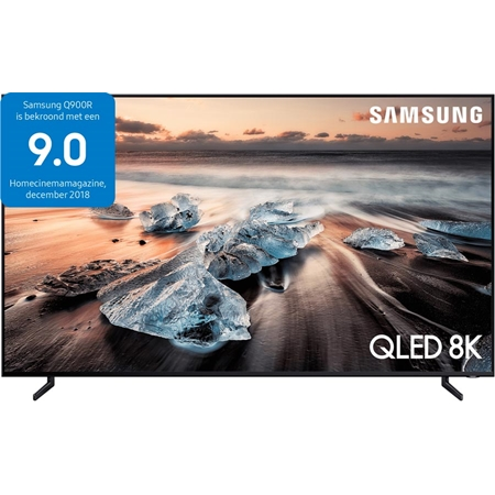 Samsung QE85Q900R QLED 8K TV