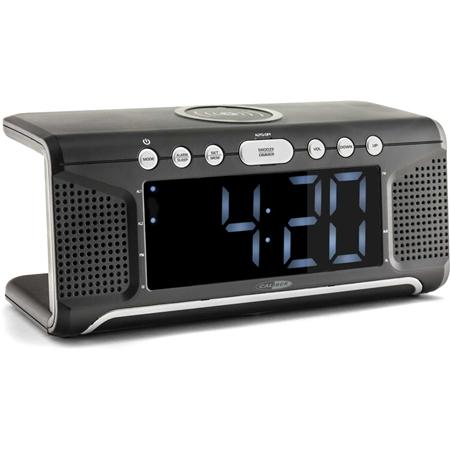 Caliber HCG008Q Wekkerradio met draadloos oplaadstation