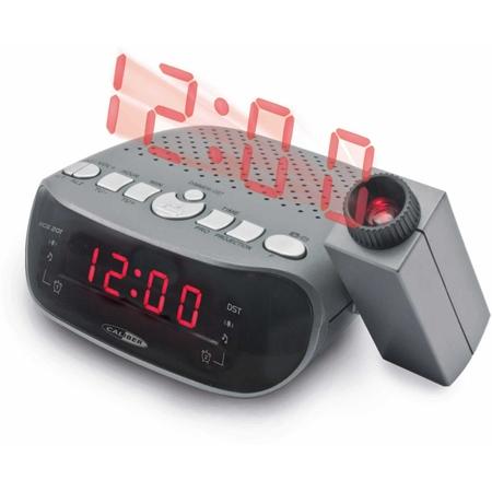 Caliber HCG201 Wekkerradio met projectie
