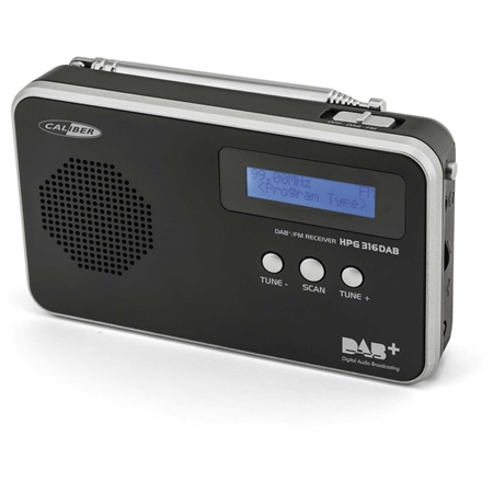 Caliber HPG316DAB/B DAB+ radio