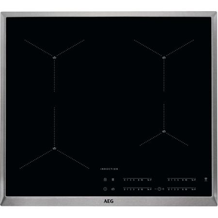 AEG IAE64411XB SenseBoil Hob2Hood 60 cm inductie kookplaat