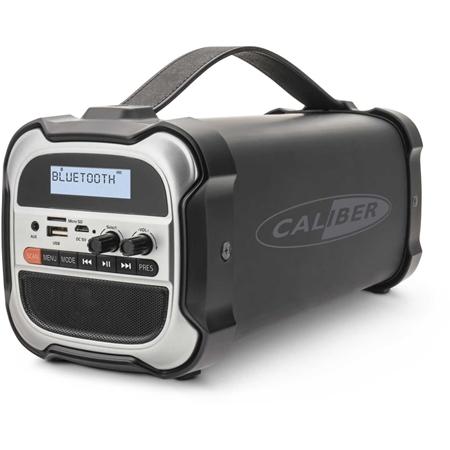 Caliber HPG525DAB-BT Bluetooth speaker met DAB+