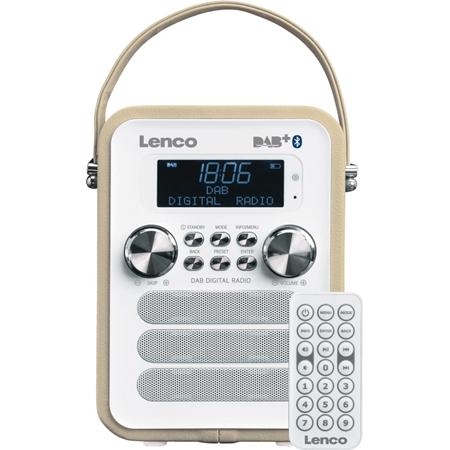 Lenco PDR-050 Draagbare radio met DAB+