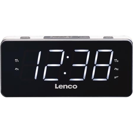 Lenco CR-19 Wekkerradio