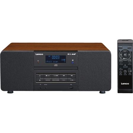 Lenco DAR-050 Tafelradio met DAB+