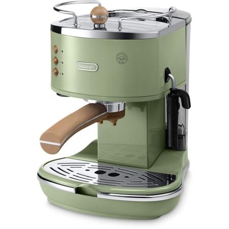 De'Longhi ECOV 311.GR Icona Vintage Espressomachine