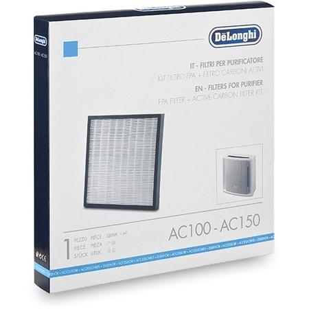 De'Longhi filterset AC100, AC150 Luchtreiniger accessoires