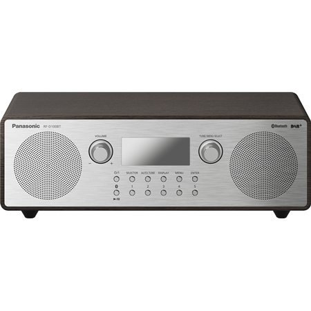 Panasonic RF-D100BT DAB+ radio