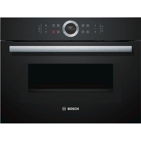 Bosch CMG633BB1 inbouw combi oven