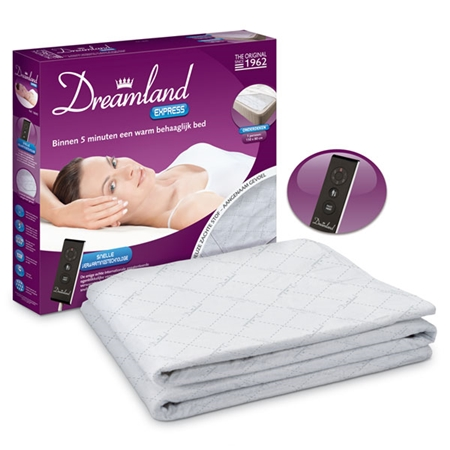 Dreamland 16043A Elektrische deken