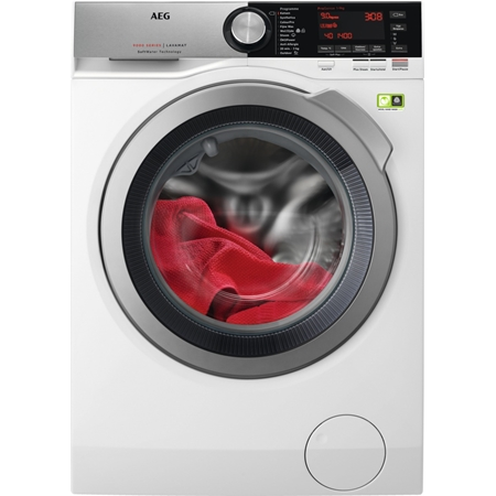 AEG L9FE96CS SoftWater wasmachine