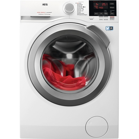 AEG L6FB84GS Serie 6000 wasmachine