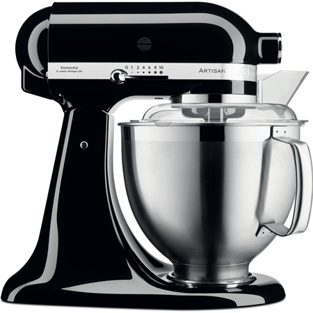 KitchenAid 5KSM185PSEOB keukenmachine