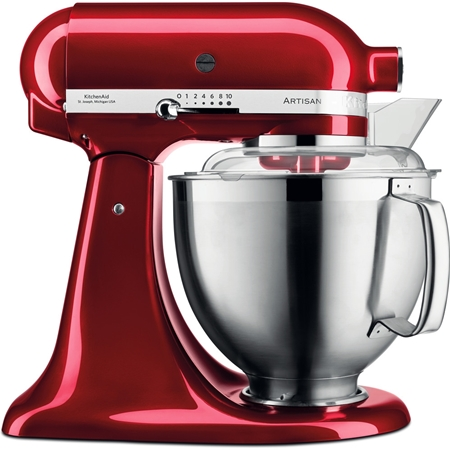 KitchenAid 5KSM185PSECA keukenmachine