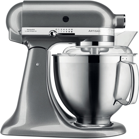 KitchenAid 5KSM185PSEMS keukenmachine