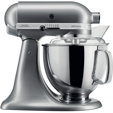 KitchenAid 5KSM175PSECU keukenmachine