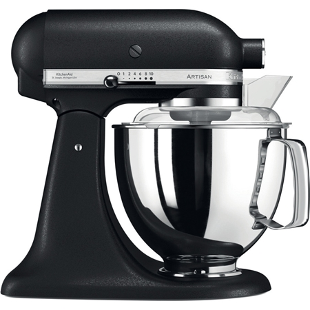 KitchenAid 5KSM175PSEBK keukenmachine