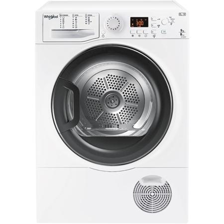 Whirlpool WTD 950B BK EU wit