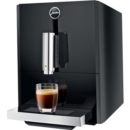Jura A1 Piano Black volautomaat koffiemachine