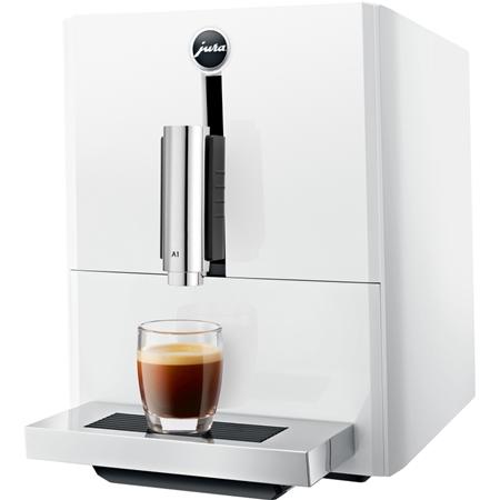 JURA A1 Piano White volautomaat koffiemachine