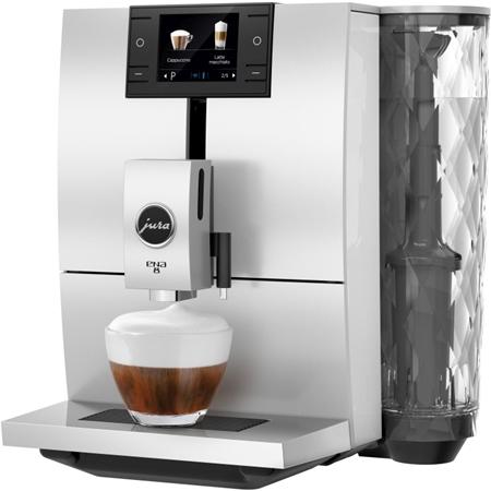 Jura ENA 8 Nordic White volautomaat koffiemachine