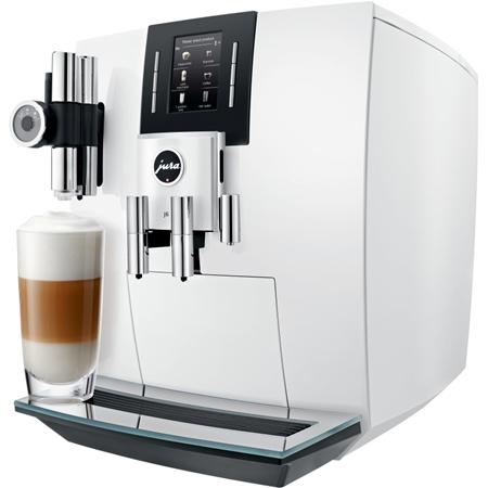 JURA J6 Piano White volautomaat koffiemachine