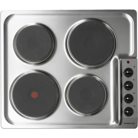 Inventum IKE6010RVS elektrische kookplaat